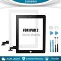 Сенсорный ЖК-экран 9,7 дюйма для iPad 2 A1395 A1396 A1397, внешняя сенсорная панель, сменный дигитайзер, стекло