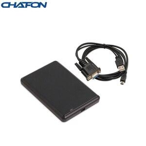 Image 3 - CHAFON 125KHz Rfid Reader 10 Digit Decรูปแบบเอาต์พุตRS232อินเทอร์เฟซสำหรับAccess Control Management
