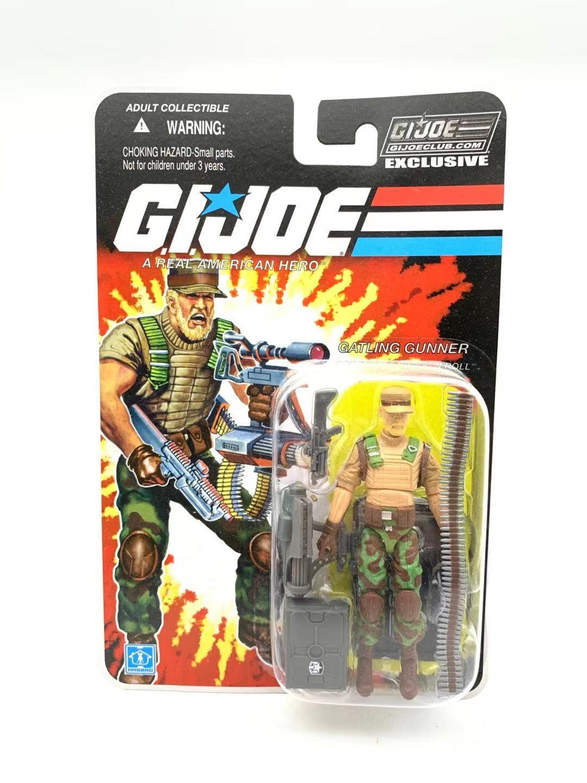 Action Man//GI Joe 10 x 13cm sticker//label//decal
