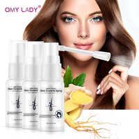 OMY LADY-aceite esencial para el cuidado del cabello, esencia Original para el crecimiento del cabello, auténtica 100%, pérdida de cabello, cuidado corporal, densidad belleza, crecimiento del cabello