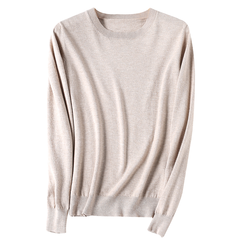 GCAROL 19 Fall Winter Candy Knit Jumper Women 30% Wool Sweater Soft Stretch OL Render Knit Pullover Knitwear S-3XL 28