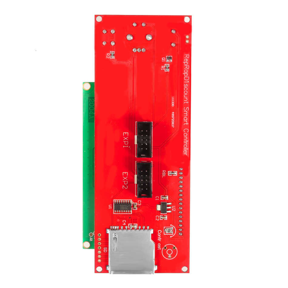 1 Pcs LCD Display 3D Drucker Reprap Smart Rampen 1,4 2004 Control