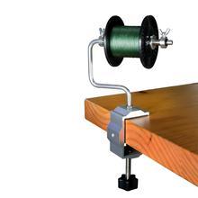 נייד אלומיניום יציב וינדר קו Spool ברקע מערכת יניקה כוס דיג קו אביזרי כלי