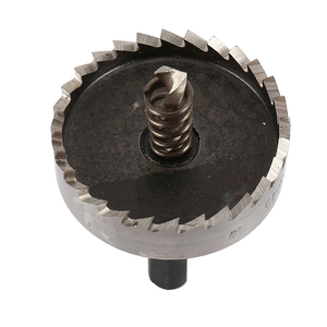 Image 5 - 13 adet HSS matkap ucu seti yüksek hız çeliği karbür ucu delik testere dişi kesici Metal delme el ahşap kesme marangozluk kron