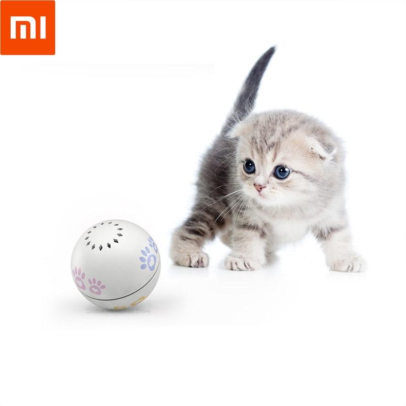 Xiaomi Youpin PAINI compagnon Intelligent chat balle jouet balle chat attention balle point rouge taquine chat geste télécommande Z25