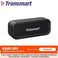 Altoparlante Bluetooth Tronsmart Force altoparlante portatile Bluetooth 5.0 IPX7 altoparlanti impermeabili da 40W 15 ore di riproduzione con assistente vocale