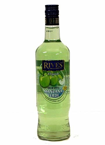 Rives Licor Concentrado Manzana Sin Alcohol 70 Cl