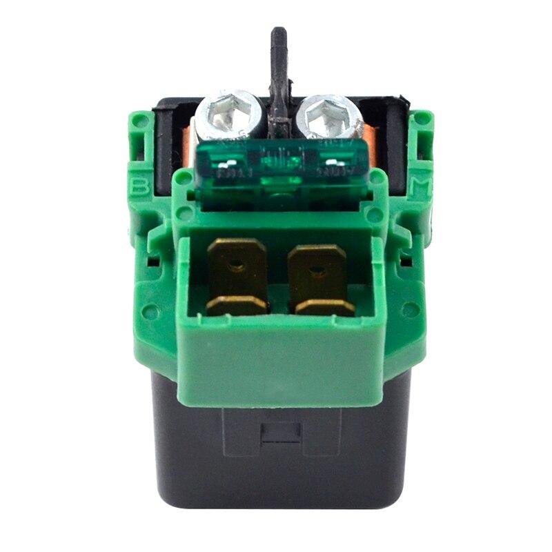 Реле стартера электромагнитный клапан для HONDA VTR1000 VTR1000F супер ястреб 88-05 VTX1300 03-09 CH250 ELITE 89-90 CBR600 91-98
