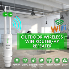 Outdoor Wifi Repeater Wavlink High-Power Wireless-Relay WN570HN2 3in1