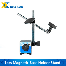 Universal Magnetic Base 1pc Dial Test Indicator Holder Gauge Stand Table Scale Precision Indicators Measuring Instrument