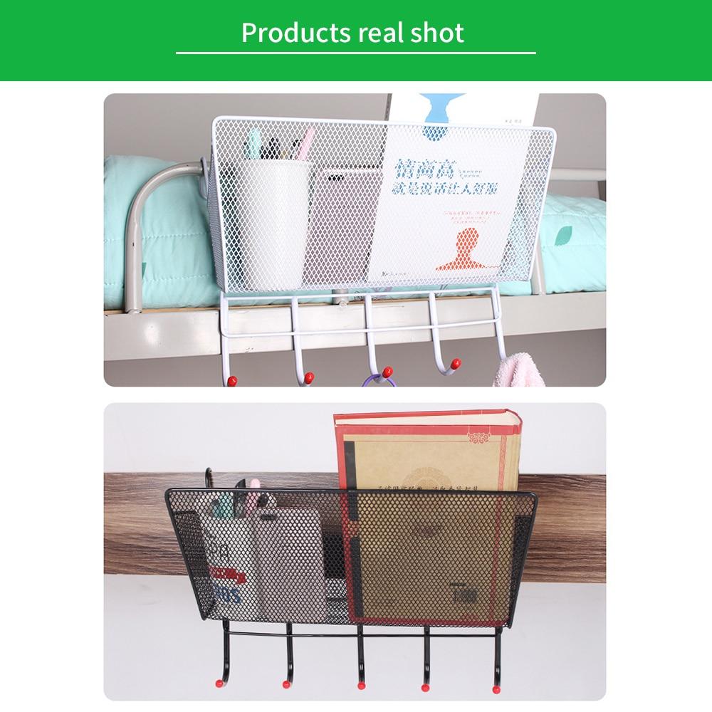 Bed Storage Rack Shelves Bedside