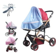 Buggy Cover Stroller Mosquito-Net Baby Outdoor Kids Full Hot Mesh Infant Pushchair