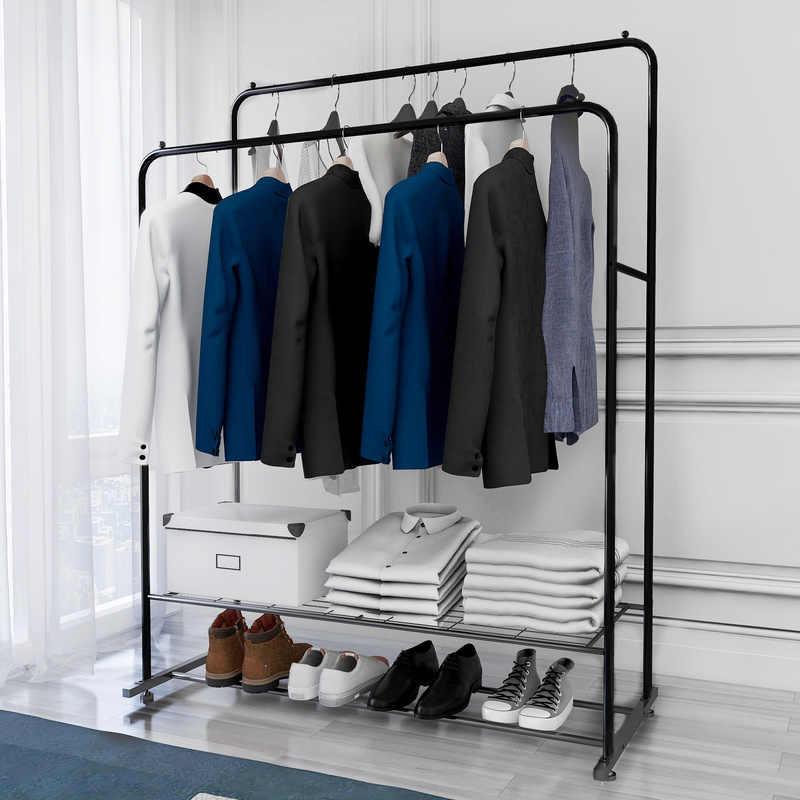 portable clothes rack commercial grade