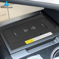 Venta https://ae01.alicdn.com/kf/Hd6ca9fee50db470b886f990036e7d6df5/Cargador rápido de teléfono móvil inalámbrico para coche caja de almacenamiento placa de carga inalámbrica funda.jpg