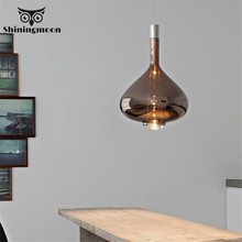 Modern Minimalism Pendant Lights Nordic LED Bedroom Loft Light Fixtures Living Room Pendant Lamp Kitchen Hanging Lamps Luminaria
