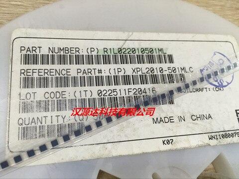 xpl2010 222mlc 2 2uh 1 3a 2x2x1mm indutores de alta corrente chip