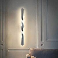 Led Wand Lampen Für Home Schlafzimmer Nacht Dinning Wohnzimmer Korridor Innen Schwarz Weiß Leuchte Leuchten Dekoration