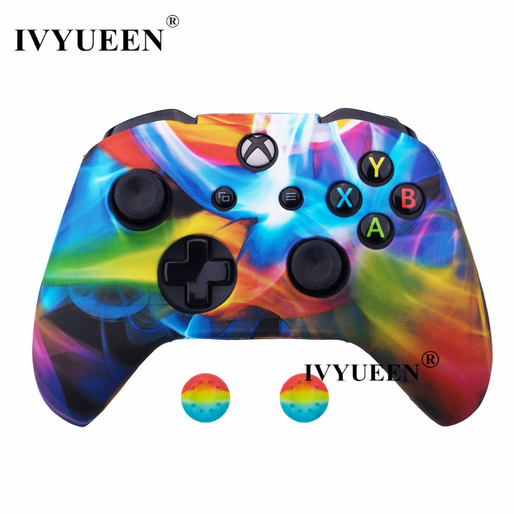 for Xbox one S X controller silicone case kin 10