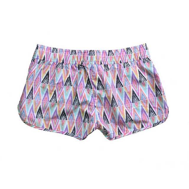 2020 Brand Quick-drying Women shorts Swimwear Swimsuits Woman boardshorts polyster new Trunks Bermuda Casual Trunks 2