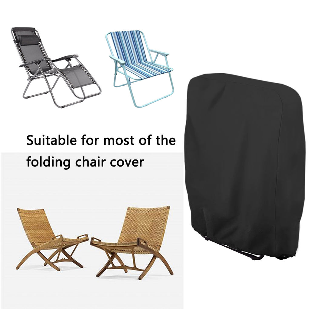 Oxford Waterproof Folding Chair Cover 2 Chair And Sofa Covers