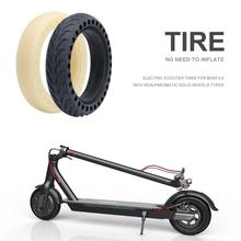 2pcs Upgraded Electric Scooter Tires 8 Inch Inflation Wheel Tyres for Xiaomi M365 Electric Scooter pro Inner Tube Tyre Thicker scooter tyre xiaomi mini scooter tyres 90 65 6 5 off road tubeless vacuum tyre tires for xiaomi mini pro balance scooter upgrade