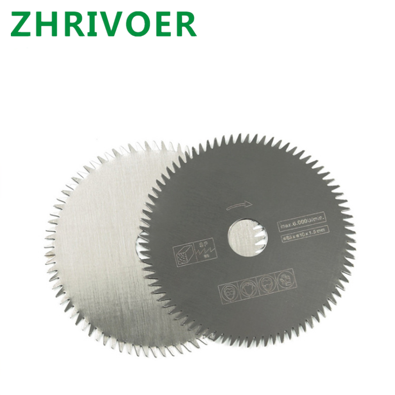 Carbide Cutting Blade Wood Plastic Cutting Electric Tool Saw Blade Multi-functional Small Circular Saw Blade