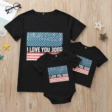 Лидер продаж 2020 года; Нейтральная одежда для семьи в американском