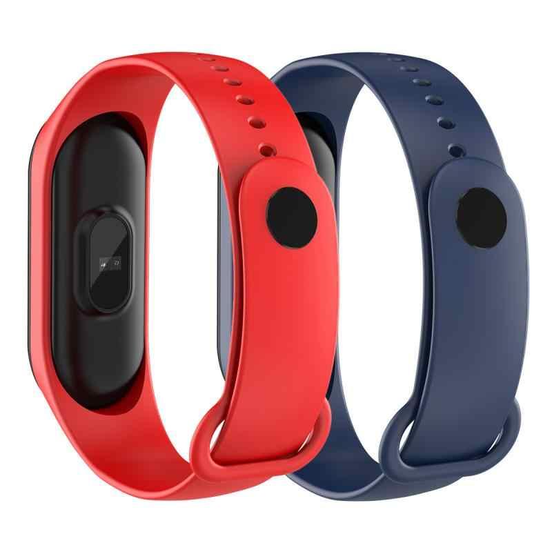 חכם להקת שעון גשש כושר צמיד צמיד לחץ דם דופק M4 IP67 עמיד למים ספורט חכם צמיד