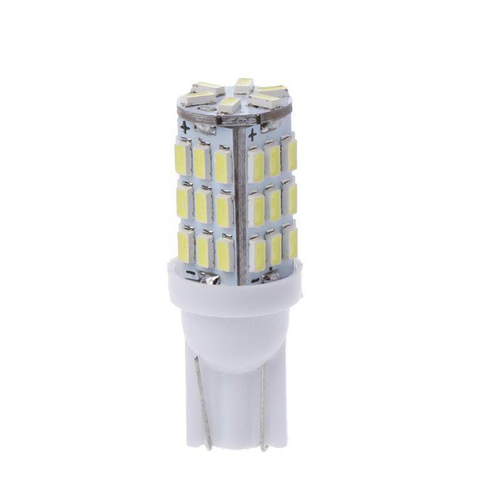 10Pcs <font><b>T10</b></font> 921 194 w5w <font><b>LED</b></font> Bulbs 1206 42-SMD White/Warm White Car <font><b>LED</b></font> Clearance Lights Dome Lamps <font><b>4300K</b></font> 6000K 12V image