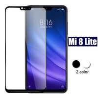 Protector de pantalla de cristal para Xiaomi Mi 8 Lite, Protector de pantalla para Xiaomi Xiomi Ksiomi Mi Mi8 8 Lite 8 Lite