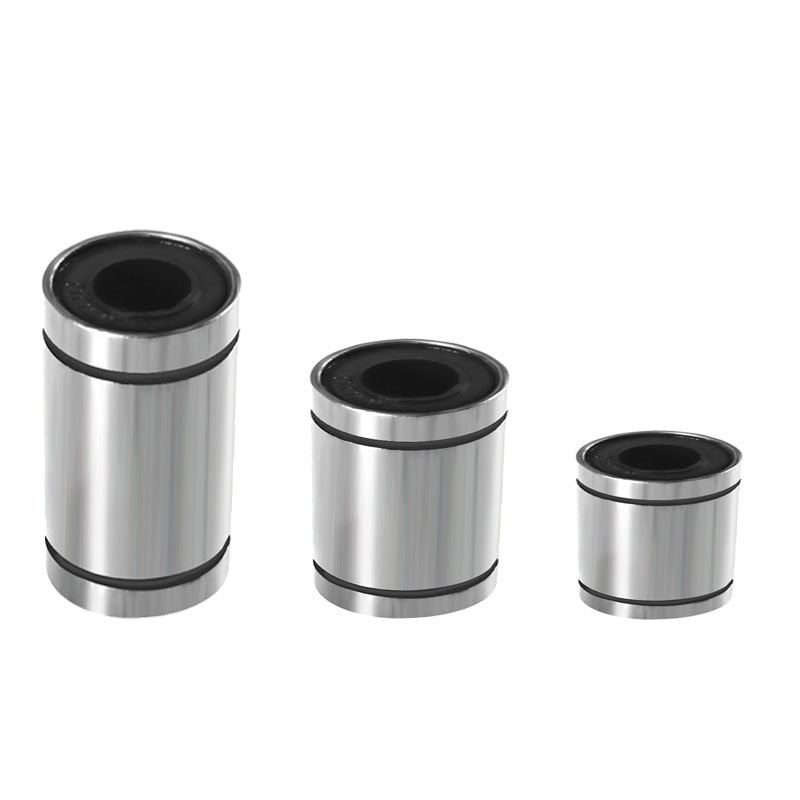 LM8UU LM10UU LM16UU LM6UU LM12UU LM20UU LM8LUU LM12LUU LM16LUU Linear Bushing 8mm Linear Bearings|Linear Guides| |  - title=