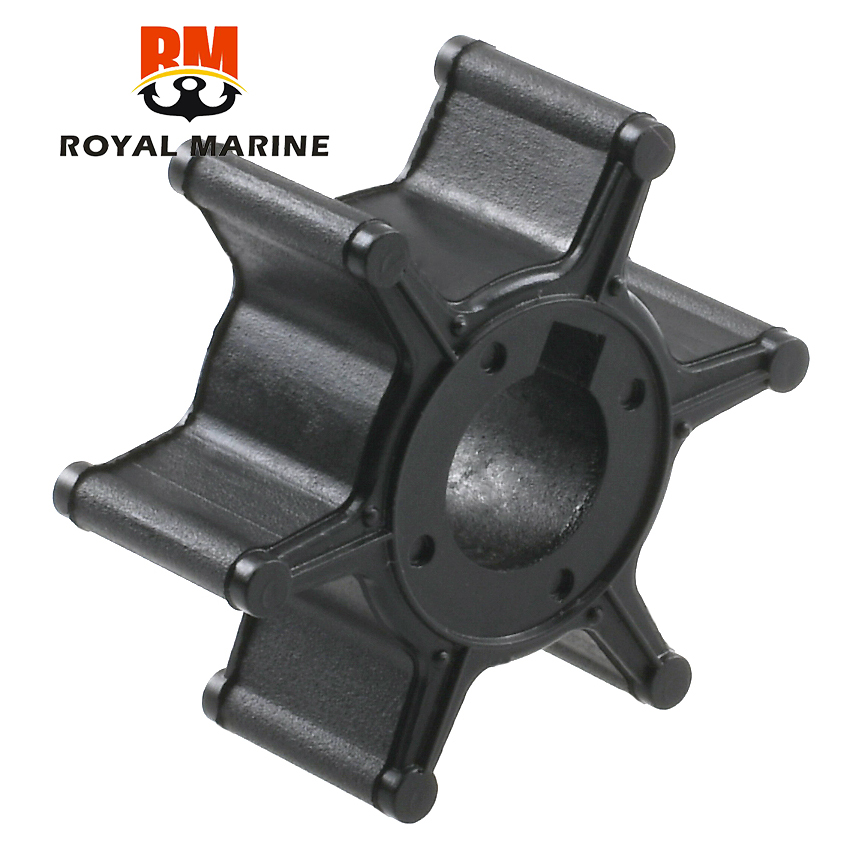 Water Pump Impeller 6L5-44352-00 for Yamaha F2 F2.5 3(Malta)  2 Stroke  Outboard motor Water Pump boat engine part 6L5-44352