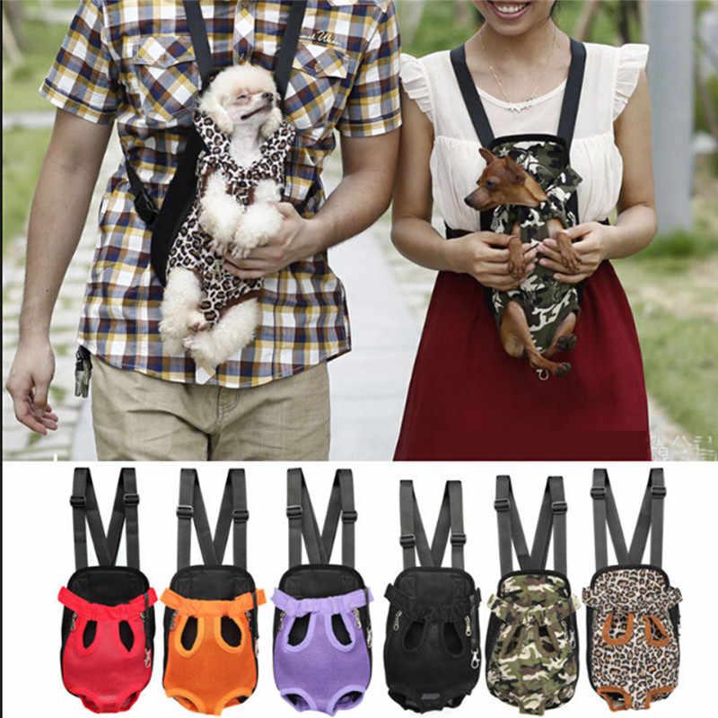 Hund Tasche Reise Katze Pet Träger Rucksack Mesh Pet Träger Für Kleine Hunde Tragetaschen Rucksäcke Für Gewicht 1,5 kg -9,5 kg Haustiere