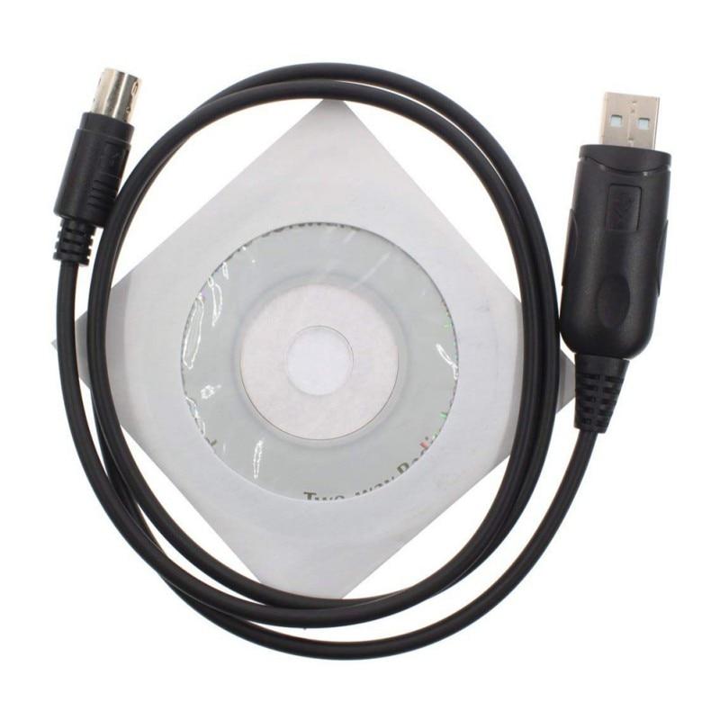 USB Programming Cable For Yaesu Mobile Transceiver Radio FT-7800R FT-7800 FT-7900R FT-7900 FT-8800R FT-8800 FT-8900R FT-8900 New
