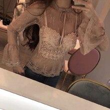 セクシーな顔色レース丈は女性ビーズビスチェ祭ラインストーントップナイトクラブのパーティーの服