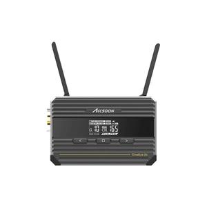 Image 2 - Accsoon CineEye 2s Drahtlose Video Übertragung System SDI HDMI Dual Interface Bild wireless Video Sender Empfänger pk holl