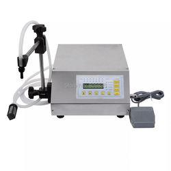 Table Type electric Liquid Filling Machine,Oil Filling Machine,Juice filling machine,Bottle filler 3-3000ml