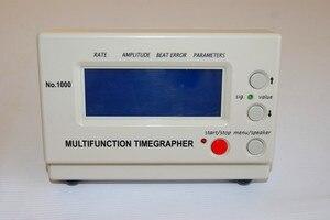 Image 2 - Weishi reloj mecánico de bolsillo con temporizador, multifunción, n. ° + 1 unidad, cristal Mineral plano