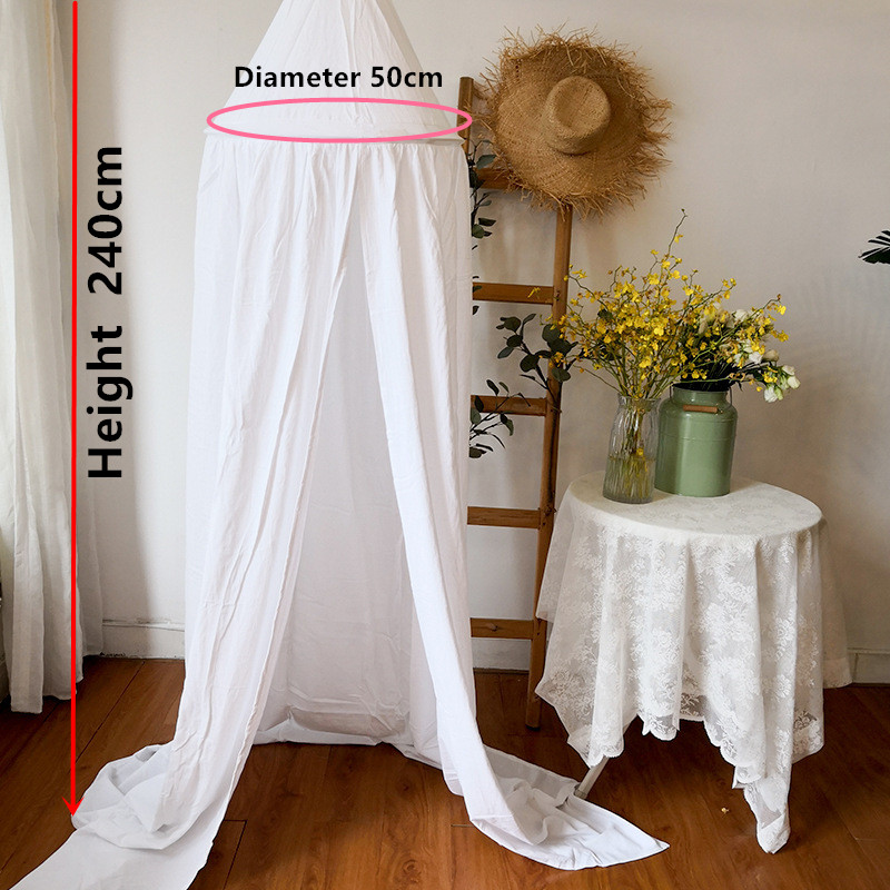 Mosquito Net for Baby Crib Hung Dome Bedding Girl Princess Mosquito Net Baby Bed Canopy Tent Curtain Room Decor