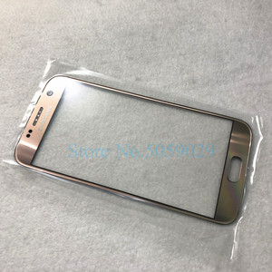 Image 5 - Replacement External Glass For Samsung Galaxy S7 G930 S7 Edge G935 LCD Display Touch Screen Front Outer Glass Lens