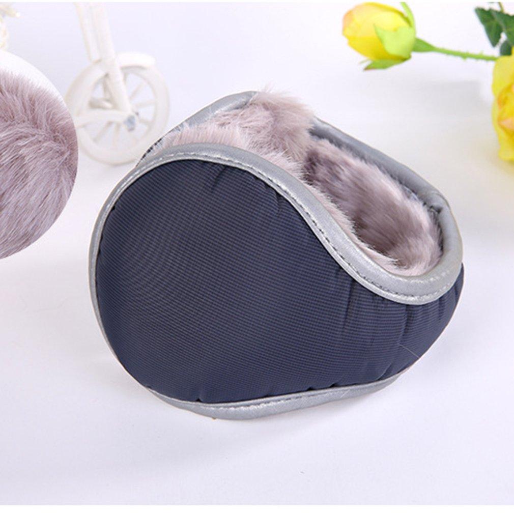Winter Protection Plush Earmuff Fleece Adult Thickening Keep Warm Super Soft Plush U Shape Protective Earmuff