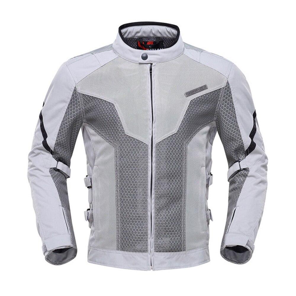 DUHAN, летняя мотоциклетная куртка, Мужская мотоциклетная куртка, Chaqueta, одежда для езды на мотоцикле, дышащая сетчатая куртка для прогулок, гонок, мотоциклетная куртка