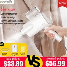 Deerma DEM HS006 Foldable Handheld Garment Steamer Steam Iron Household Portable Small Clothes Wrinkle Sterilization