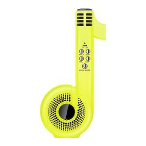 Máquina de karaoke portátil portátil profissional do microfone do orador sem fio para a casa