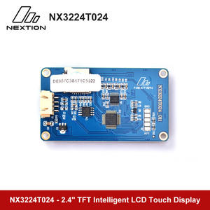 Image 4 - Nextion NX3224T024   2.4 HMI Intelligent LCD TOUCH Display USART TFT LCD MCU TO TTL โมดูลจอแสดงผล