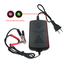 12V Car Charger Cargador Coche Car Battery Charger Charging for Batteries Maintainer Auto Charge for Car Truck Motorcycle