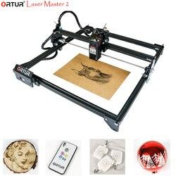 Ulepszony duży obszar 430x400mm DIY Ortur laserowe OLM-2 STM32 płyty głównej płyta główna Laser do cięcia i grawerowania Logo obraz laserowa maszyna grawerująca