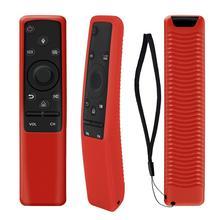 Пульт дистанционного управления для Samsung Smart TV BN59 01241A BN59 01242A BN59 01266A UA49KS7300 Силиконовый противоударный с петлей накидка