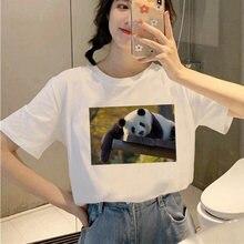 Летняя футболка с короткими рукавами О образным вырезом для