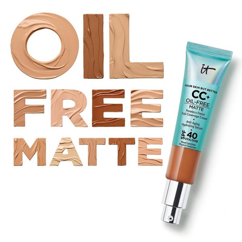 Oil Free Matte CC+ 40